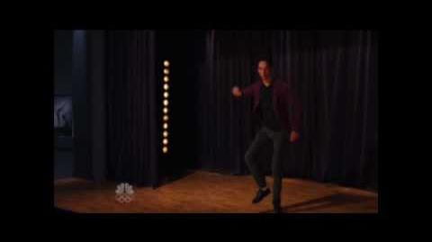 Community- Abed's Dance