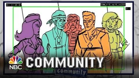 Community - Between the Takes Episode 11 (Digital Exclusive)