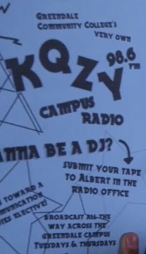 KQZY-Greendale Campus Radio 98.6