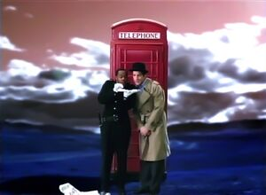 Inspector Spacetime Christmas special