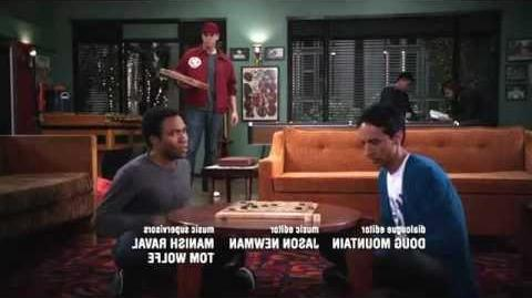 Community 1x22 - Someone here ordered a pizza?