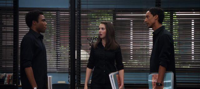 File:Troy, Abed, Annie prank Jeff.jpg
