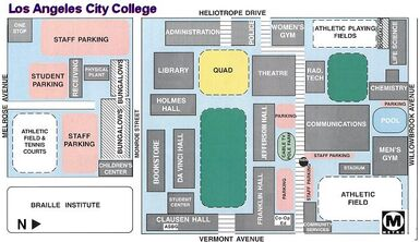 LACC map