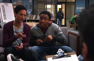 Troy and Abed audition