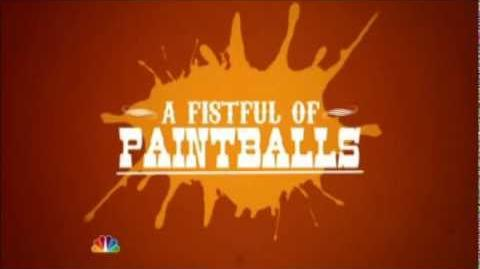 A Fistful of Paintballs Community Opening Titles