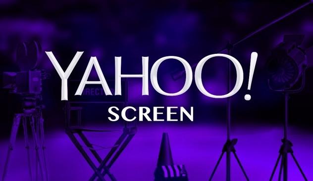 Yahoo! Screen logo
