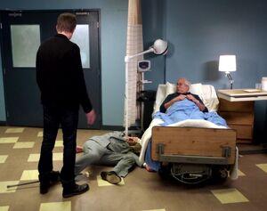 Cornelius collapses
