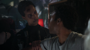 E Zombie Abed stops Troy