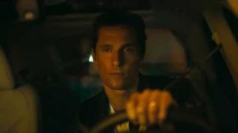 """Intro"" Matthew McConaughey and the MKC Official Commercial"