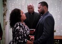 Shirley and Andre remarry