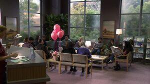 S02E16-Brooks Hospital Waiting Room