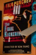 Kickpuncher The Final Kickening poster