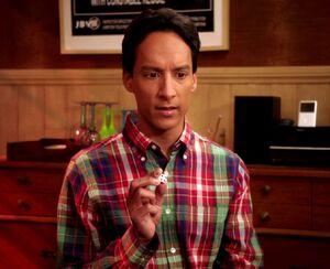 Abed worries