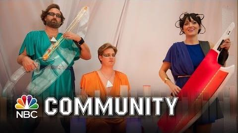 Community - Viva La Revolution (Episode Highlight)