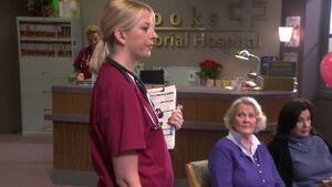 S02E16-Nurse greets the group