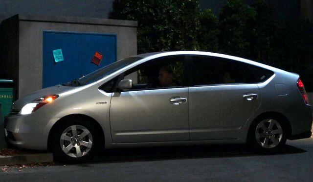 Dean Pelton's Prius