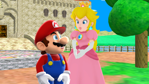 Mario and peach together forever mmd by 9029561-dasy9pn