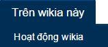Nút hoạt động wikia