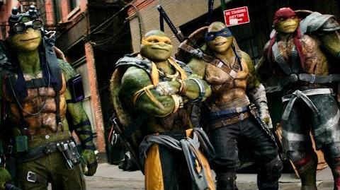 As Tartarugas Ninja - Fora das Sombras Leg Trailer 1 Paramount Pictures Brasil