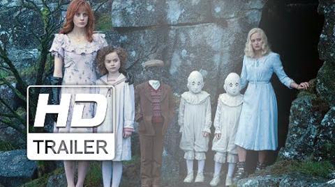 O Lar das Crianças Peculiares Trailer Oficial Legendado HD