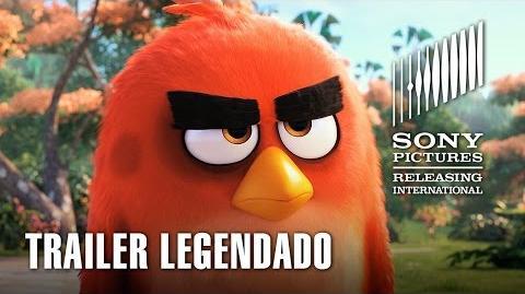Angry Birds - O Filme Trailer LEGENDADO 12 de maio nos cinemas