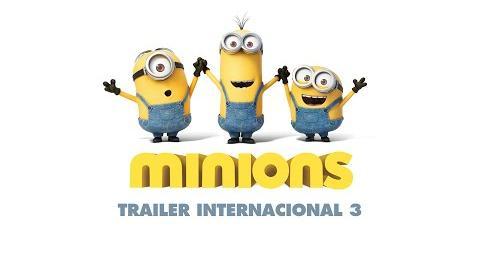 Minions - Trailer Oficial 3