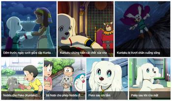 Doraemon-Gallery mockup