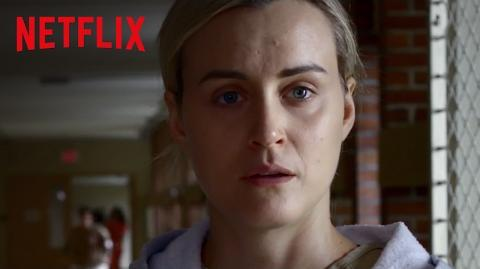 Orange is the New Black - Anúncio de estreia da Temporada 5 - Netflix