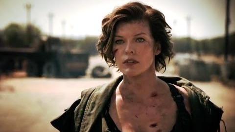 Resident Evil 6 O Capítulo Final (Resident Evil The Final Chapter, 2017) - Trailer Dublado