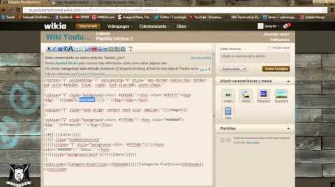 Como hacer una Wikia Infobox