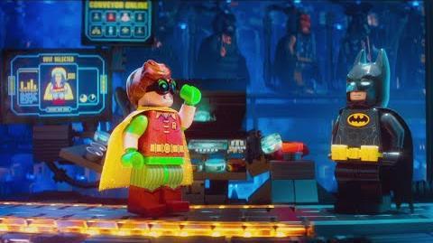 LEGO Batman O Filme - Trailer Comic-Con (dub) HD