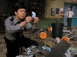 3x03-Chang Dean Pelton fire