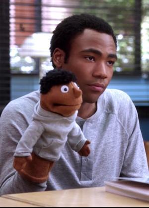 Troy in Season Four