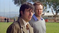 1x1 Duncan and Jeff argue