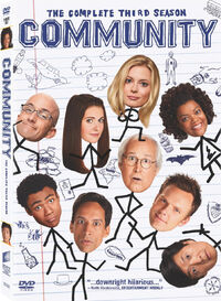 Community season 3 dvd
