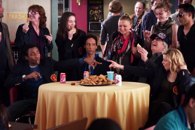 CAP The Chicken Finger Mob