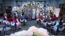 Jeffs graduation ceremony