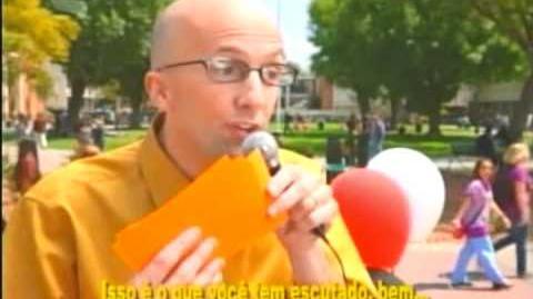 Chamada para a série COMMUNITY - Canal Sony Brasil