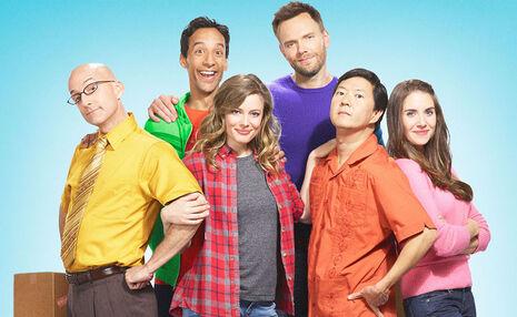 Community Season Six promo pic