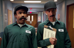 FCD Troy and Abed as Rod and Barry plumbing
