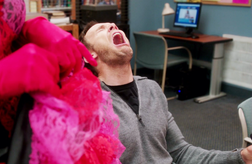 Jeff experiences grief after Dean Pelton delivers some bad news