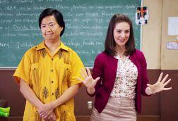 1x07 Annie an Chang