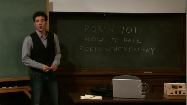 Curso b sico sobre robin c mo conoc a vuestra madre for Sexo en nueva york wikipedia