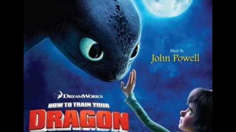 15. Romantic Flight (score) - How To Train Your Dragon OST