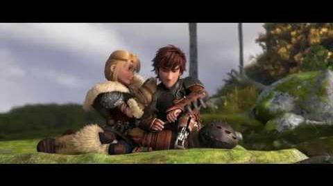 "HOW TO TRAIN YOUR DRAGON 2 - ""Hiccup & Astrid"" Clip"