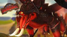Pinza Mortal School of Dragons