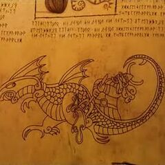 imagen del manual de dragones