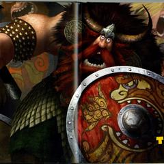 Sección de Vikingos