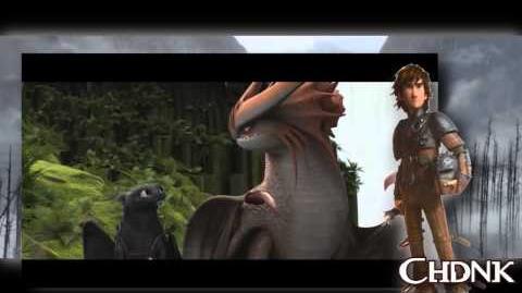 Cómo Entrenar a Tu Dragón 2 - Trailer (Fandub)