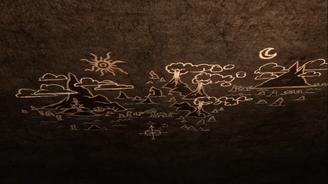 Mapa hacía la Isla Nocturna